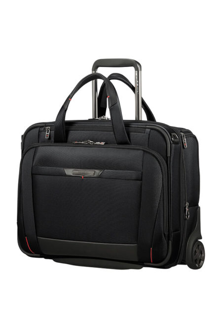 Pro-Dlx 5 Business Case WH Expandable  39.6cm/15.6