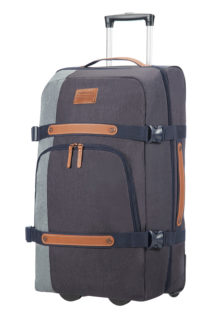 Rewind Natural Duffle with wheels 68cm