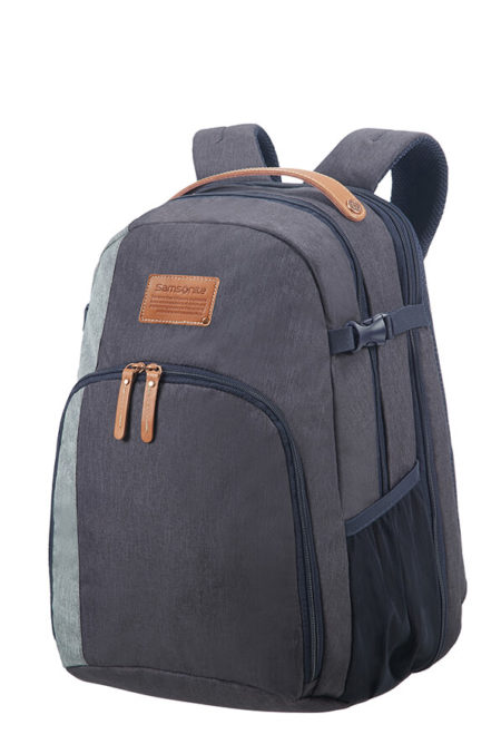 Rewind Natural Laptop Backpack L Expandable