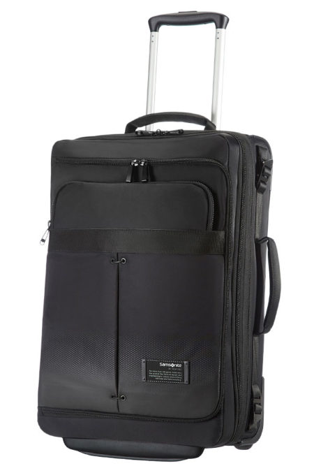 Cityvibe Laptop Duffle with Wheels Expandable 55cm
