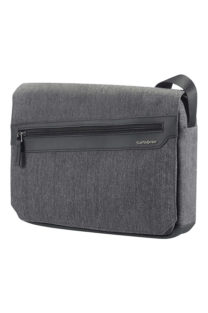 Hip-Style #2 Tablet Messenger Bag with Flap 25.7cm/10.1&#8243