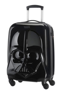 Star Wars Ultimate 4-wheel cabin baggage Spinner suitcase 56x40x25cm