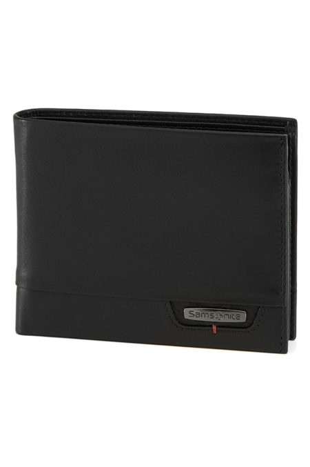 Pro-Dlx 4S SlgBillfold 5cc + VFlap + 2W + Coin + 2C