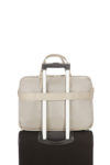 Karissa Biz Bailhandle with 2 Compartments  15.6