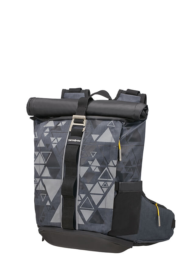 2WM Laptop Backpack Roll. Top  15.6&#8243