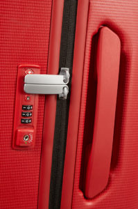 samsonite combination lock