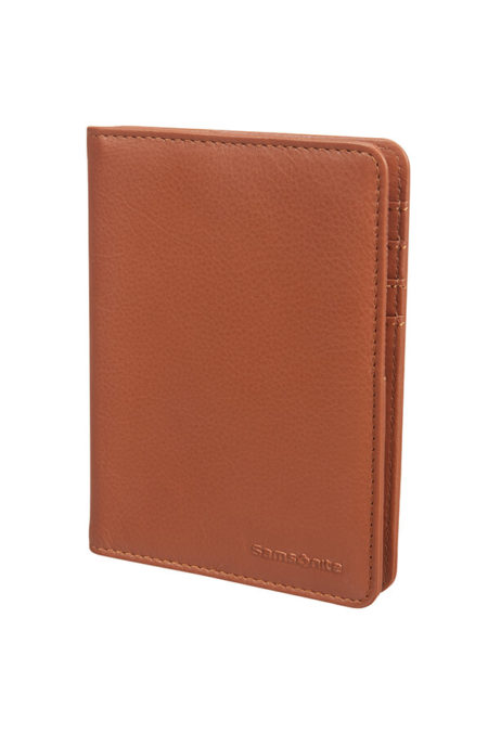 Global Ta ID Leather Passport Cover