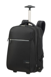 Litepoint Laptop Backpack with Wheels 17.3'